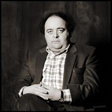 Portrait de Jacques Villeret Pascal Winkel Photo-Graphisme-Liège