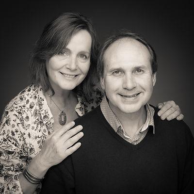 Portrait de Pascal Winkel et Catherine Versé, studio photo-graphisme, Liège, Wallonie, nouveau-né, grossesse, enfant, famille, mariage
