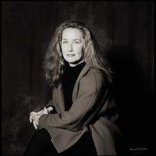 Portrait de Brigitte Fossey Pascal Winkel Photo-Graphisme-Liège