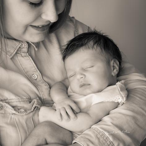 portrait de nouveau-né