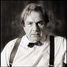 Portrait de Michel galabru Pascal Winkel Photo-Graphisme