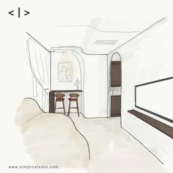 J2 | Santorini - Sketches 02