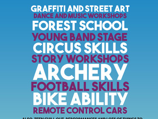 Frome Childrens' Festival 2015