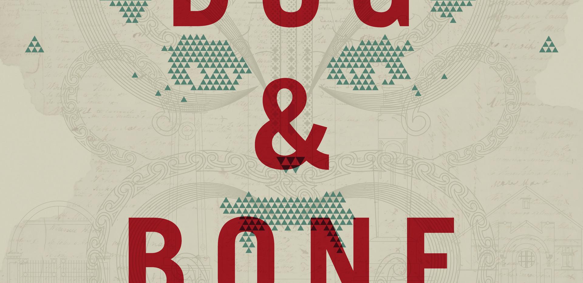 Dog & Bone - poster image by Tim Hansen