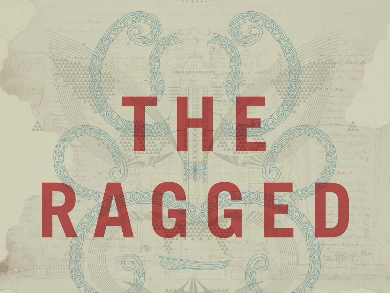 The Ragged - poster image by Tim Hansen