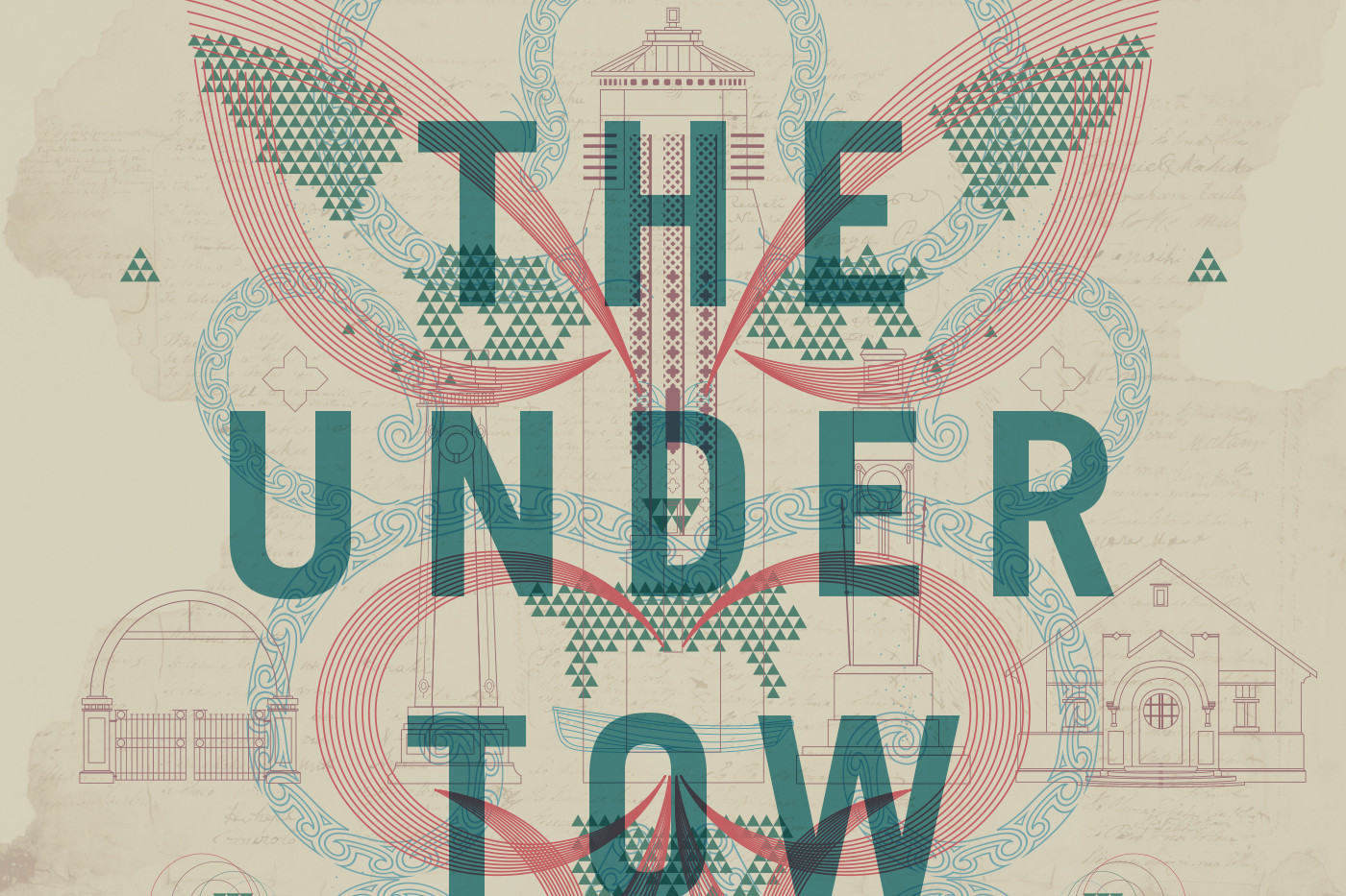 The Undertow - poster image by Tim Hansen