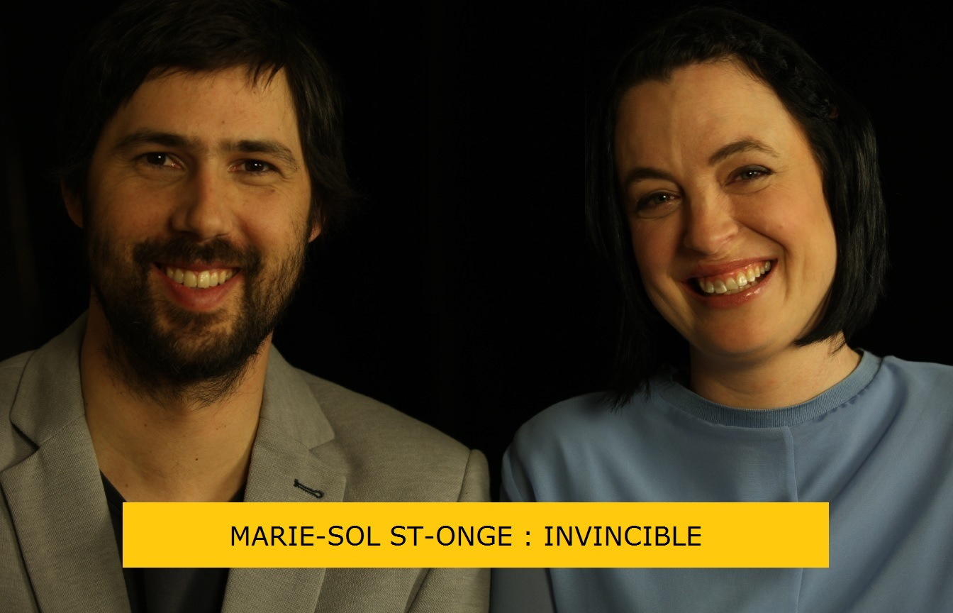 Marie-Sol St-Onge : Invincible