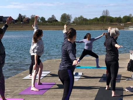 Yogaklasser