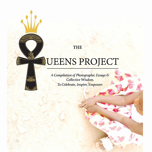 SELECT TO BUY NOW! The Queens Project Hard Cover