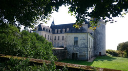 Château de Grillemont Indre et Loire
