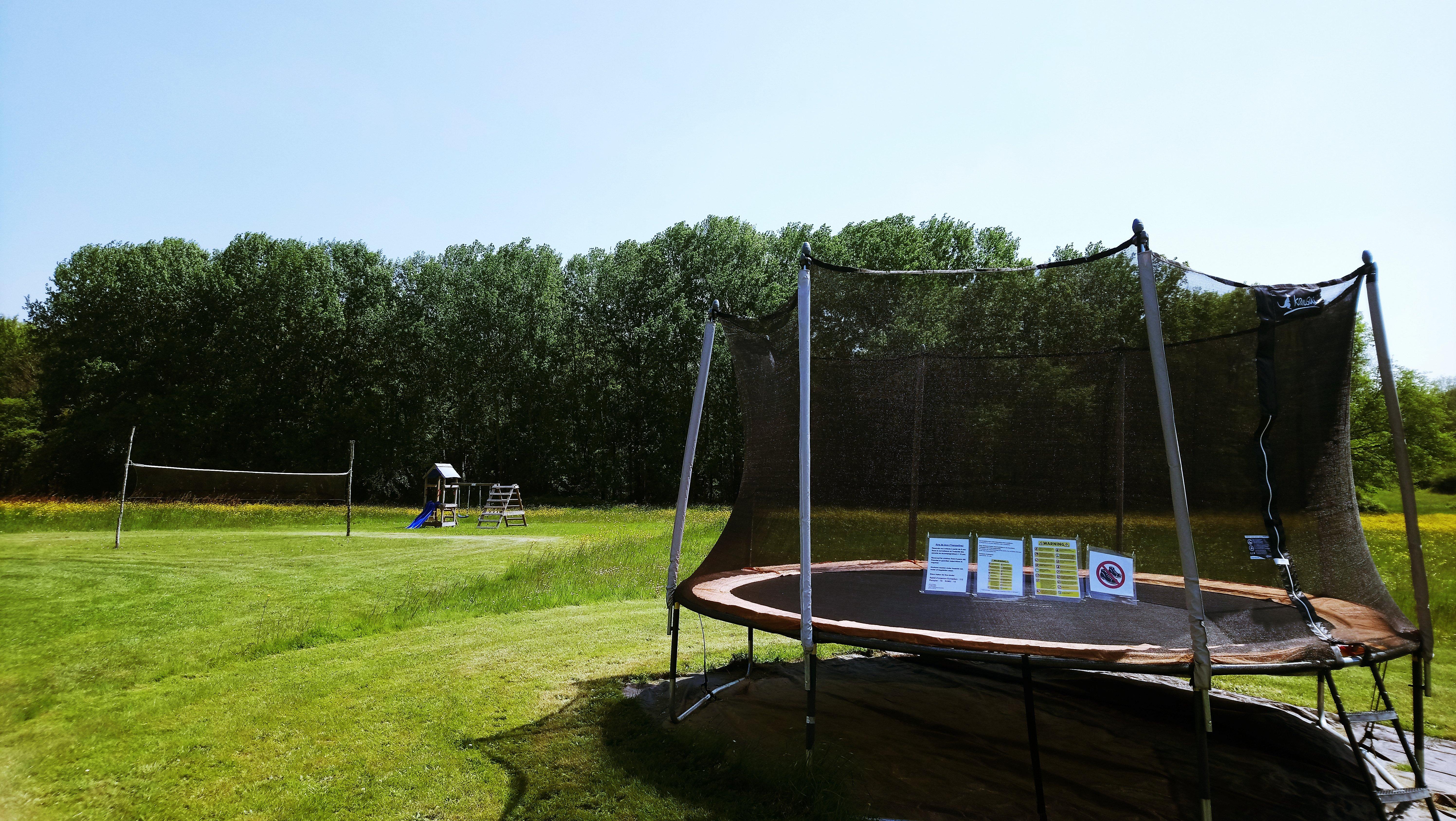 Jeux Parc du Domaine de la Grangée