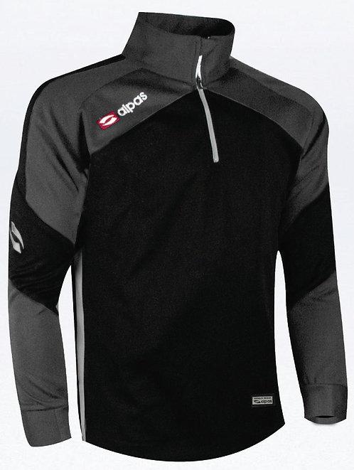 DYNAMIC Sweatshirt Black/Grey/White