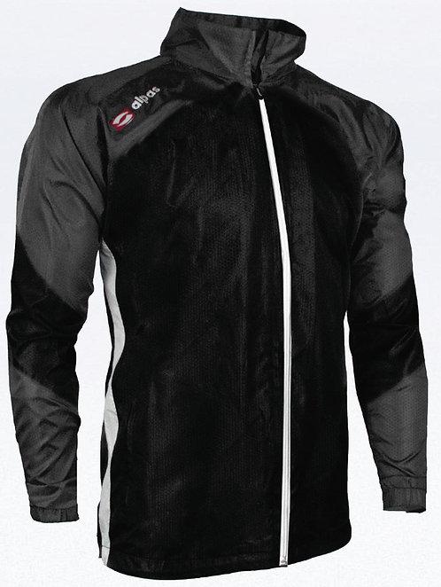 DYNAMIC Rain Jacket Black/Grey/White