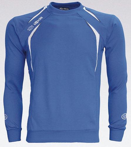 SPIRIT Sweatshirt Blue/White
