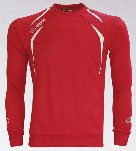 SPIRIT Sweatshirt Red/White
