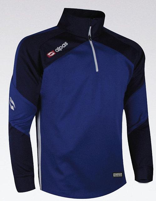 DYNAMIC Sweatshirt Blue/Navy/White