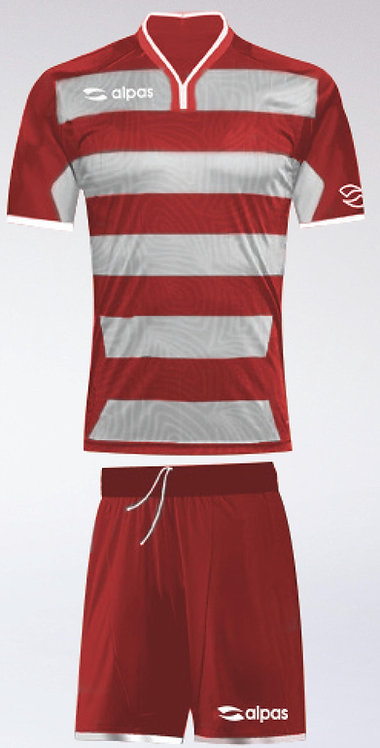ACTIVE Match Kit Red/White