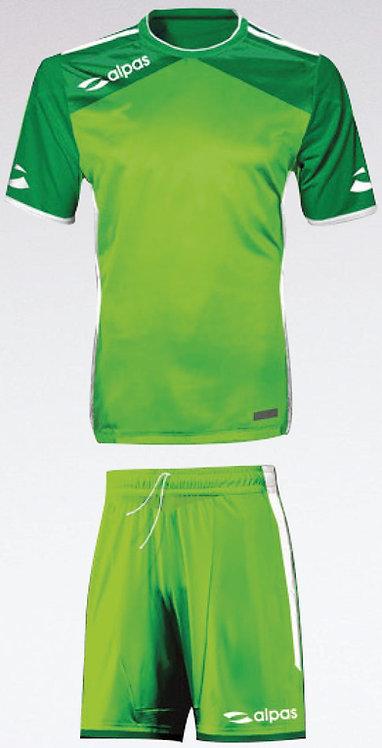 DYNAMIC Match Kit Green/Dark Green