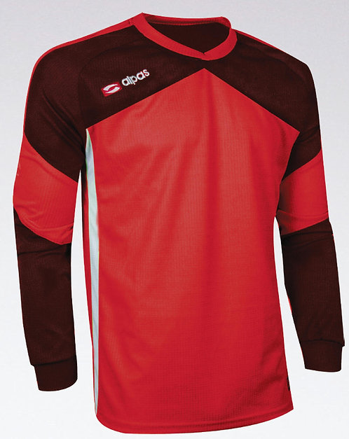 DYNAMIC Goalkeeper Shirt Red/Burgundy