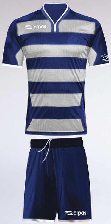 ACTIVE Match Kit Blue/White