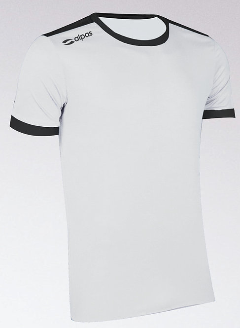 Training Shirt White/Black