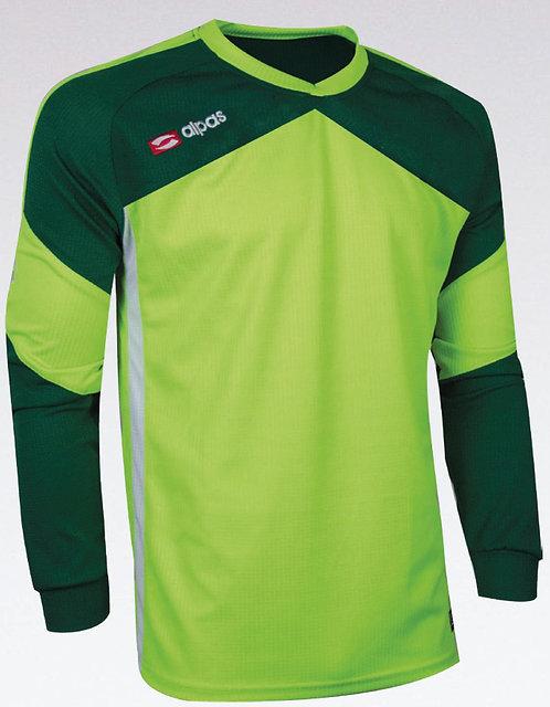 DYNAMIC Goalkeeper Shirt Dark Green/Light Green