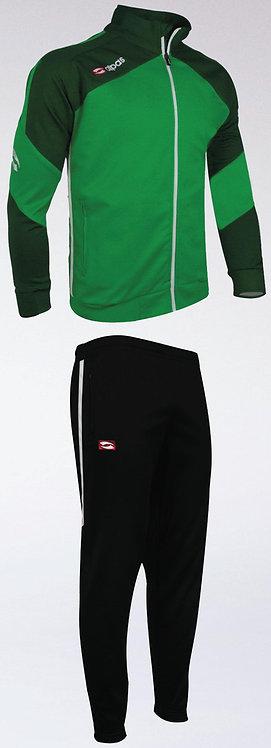 DYNAMIC Training Tracksuit Green/Dark Green/White