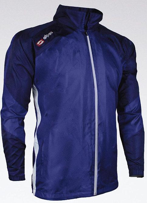 DYNAMIC Rain Jacket Blue/Navy/White
