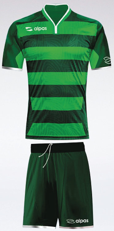 ACTIVE Match Kit Green/Dark Green