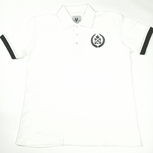 """""""Victory Crest"""" 3 Button Polo Style Shirt"""