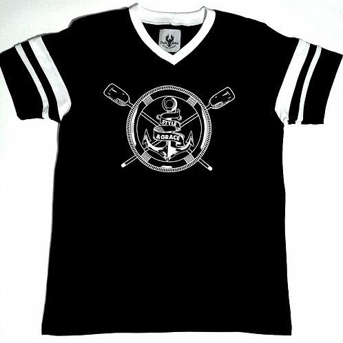 Nautical Saving Tools Logo -- Short Sleeve Shirt