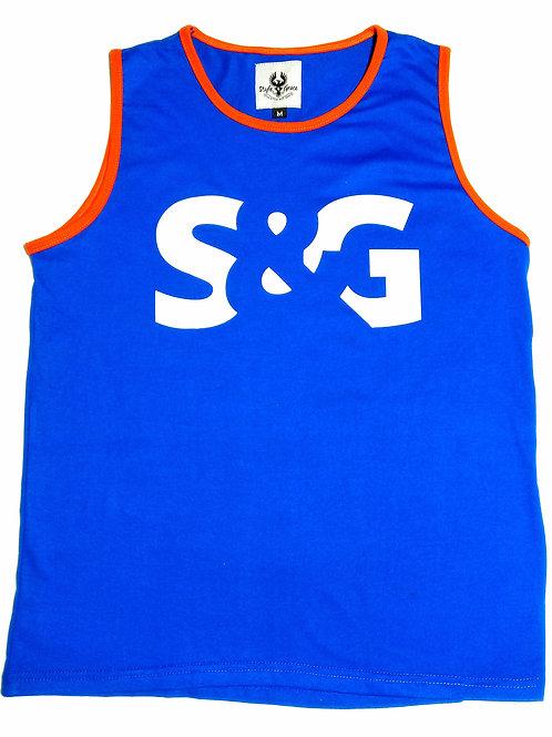 S&G Logo Muscle Tank
