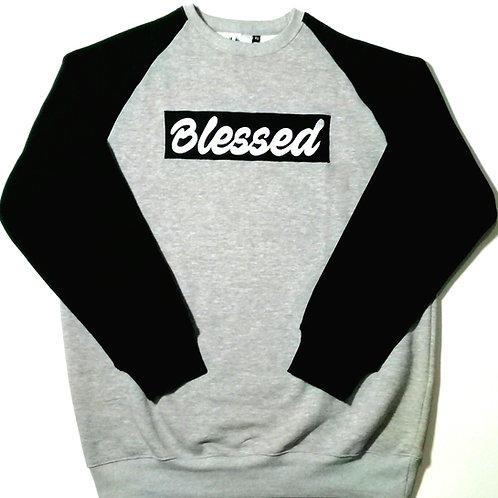 """""""Be Blessed"""" Sweatershirt"""
