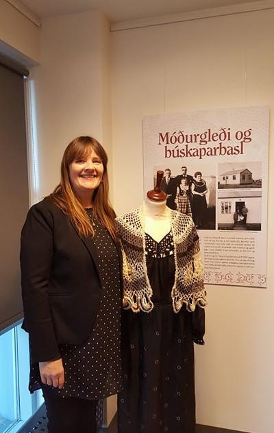 Sýning um Guðrúnu frá Lundi2