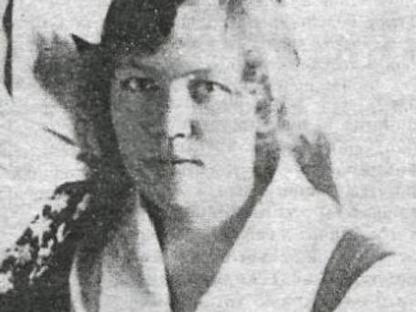 Guðfinna Jónsdóttir frá Hömrum