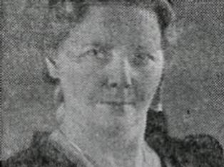 Guðrún Árnadóttir frá Oddsstöðum