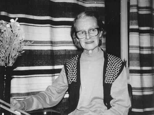 Jakobína Sigurðardóttir