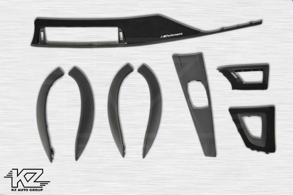 BMW M Performance Carbonfiber & Alcantara Interior Kit