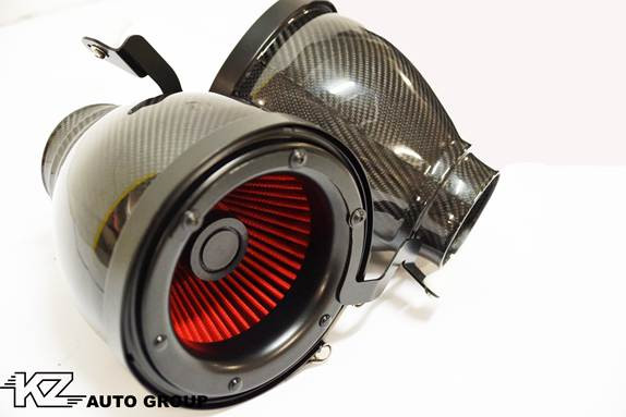 The Art of Air Flow- Eventuri intake systems