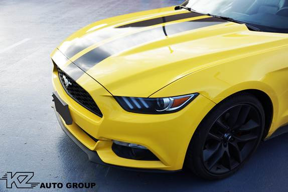 Magnaflow Exhaust Competition Series for Ecoboost Mustang