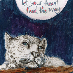 let your heart lead the way