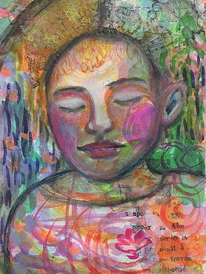 Bodhisattvas heart