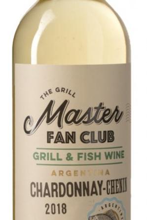 """The Grill Master Fan Club"""" Chardonnay-Chenin"""