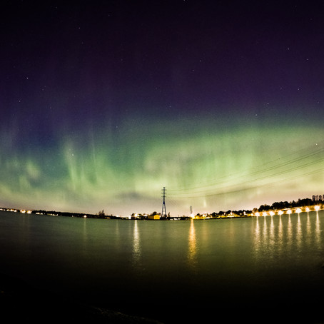 Diary of an Aurora-Chaser in Finland