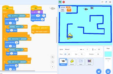 Coding Program Scratch 3.0 - Afterschool Program
