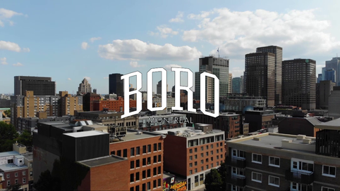 Boro X Under Pressure 2018
