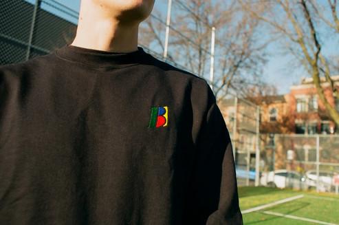 Boro Black Sweatshirt
