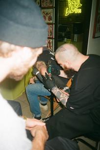 Good Luck Tattoo 2