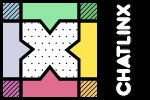 Texting Love Story Game: ChatLinx - Logo