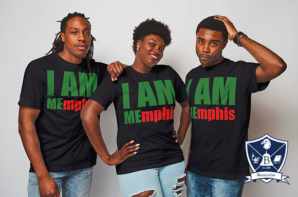 I AM MEmphis Shirt
